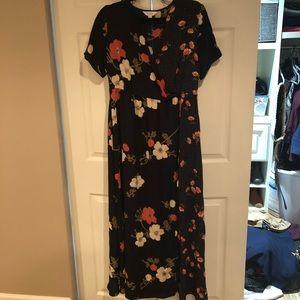 Lauren Conrad Runway Maxi Dress